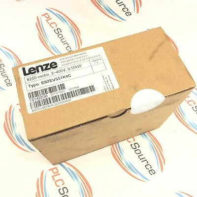 Lenze E82Ev551K4C  Frequency Inverter