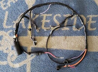 985729 New Genuine Omc Engine Wiring Harness  (Lien)