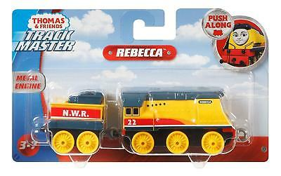 Thomas & Friends Fisher-Price Adventures, Large Push Along Rebecca FXX27