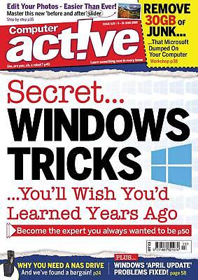 Computer Active Magazines 2018 All Issues