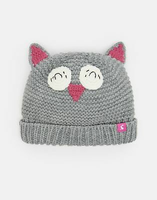 Joules Baby Chummy Character Hat in Owl