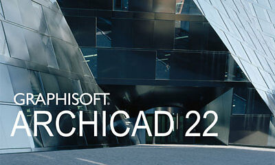 ARCHICAD 22 for Windows! 3D Architectural CAD/BIM Software for Design!