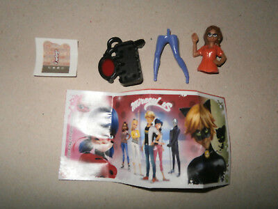 KINDER SURPRISE - Miraculous : Tales of Ladybug & Chat Noir / EN306