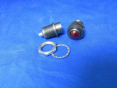 11-3730-111-201  Dialight Red Light Ind.  Black Out And Dimming Device Nos