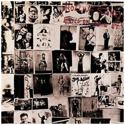 The Rolling Stones-Exile On Main Street CD NEW
