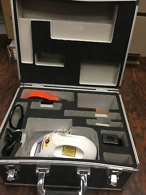 AMD Lasers Picasso 7 Watt Diode Laser **Touch-Screen Wireless Footpedal** case