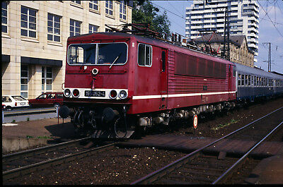Originaldia DB 155 052 am 25.05.1993