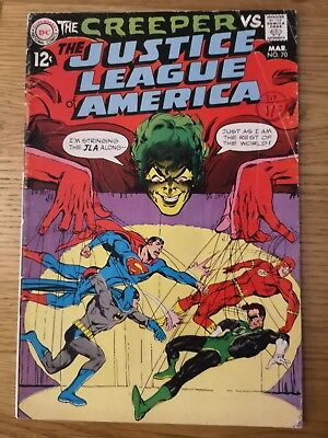 Justice League of America 70