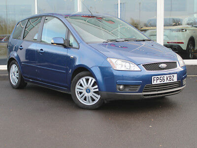 2006 56 FORD C-MAX 1.8 TDCi GHIA 5dr [AC] - DIESEL - TOP SPEC - DEC 2019 MOT!