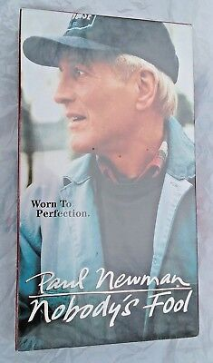 Nobody's Fool vhs Paul Newman NEW SEALED
