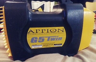 Appion G5TWIN Refrigerant Recovery Machine