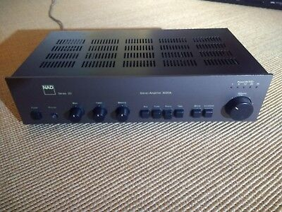 nad 3020A  (series 20)  classic amplifier from the 80s
