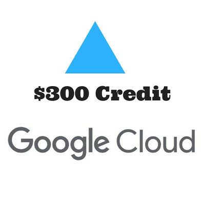 Google Cloud Platform $300 Credit AMAZON AWS Alternative