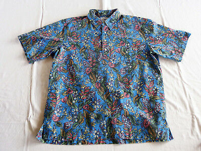Reyn Spooner Hawaiian Traditionals shirt XL