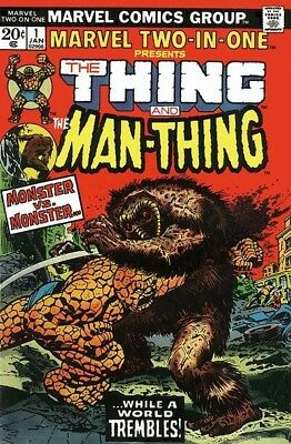 Marvel Two-In-One #1-100 Bronze Age Digital Comics Collection On Dvd