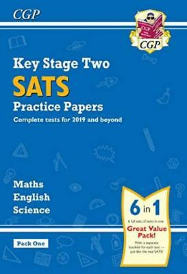 New KS2 Complete SATS Practice Papers Pack: Science, Maths & English