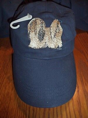 Lhasa Apso  Baseball Cap -  By Gr8 Dogs