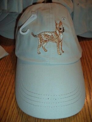 Chihuahua Baseball Cap -  By Gr8 Dogs