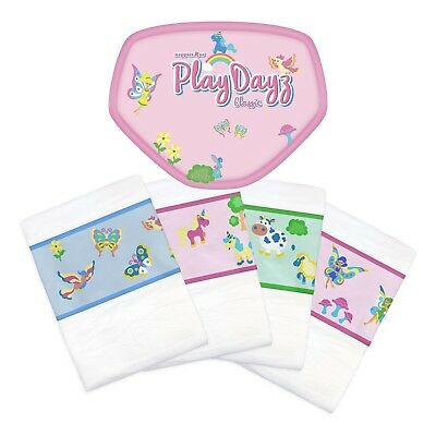NappiesRUs PlayDayz (Classic Pink) Adult Nappies Plastic backed