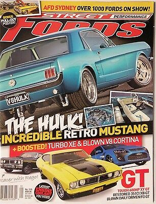 Street Performance Fords NO.116 Magazine