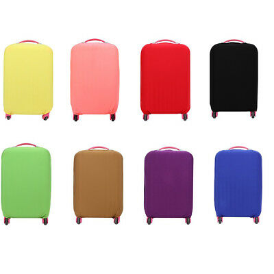 Travel Luggage Cover Protector Elastic Suitcase Dustproof Bag Cover S/M/L