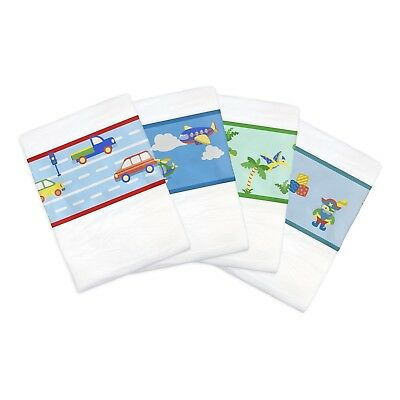 NappiesRUs PlayDayz (Blue) Adult Nappies -Cloth / Breathable