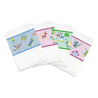 NappiesRUs PlayDayz (Pink) Adult Nappies Cloth / Breathable