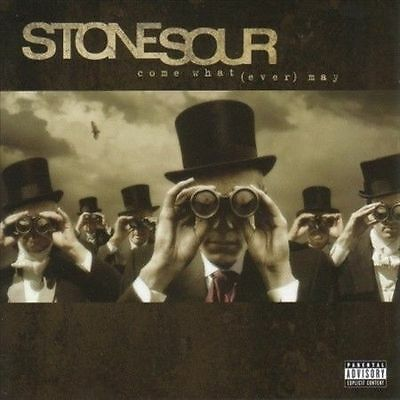 Stone Sour - Come Whatever May - CD