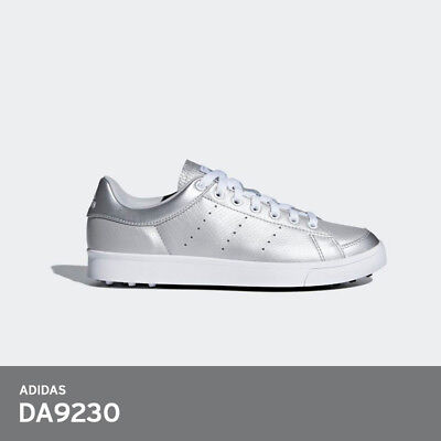 new concept bdf63 b85e7 Adidas Womens Golf Shoes Adicross Classic DA9230 Spikeless Free EMS Track  Gray