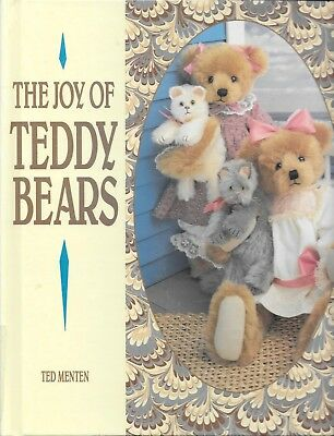 The joy of teddy bears HB Ted Menten history photography light hearted vintage