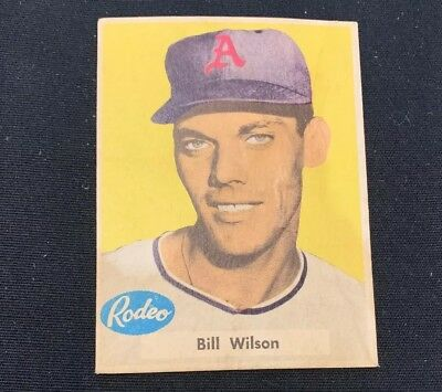 1955 Rodeo Meats Bill Wilson SP