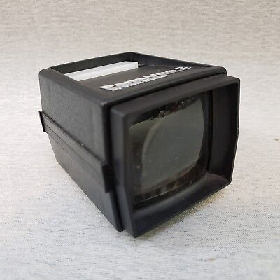 Pana-Vue 2 Illuminated Slide Viewer - Incomplete - Parts Only - No Battery Pack