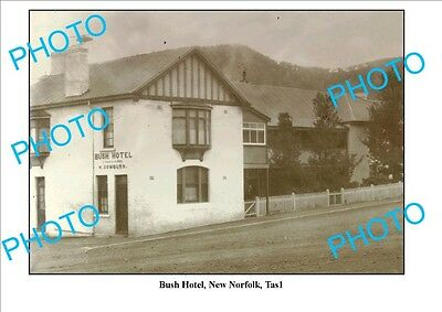 Large Photo Of Old Bush Hotel, New Norfolk, Tas 1