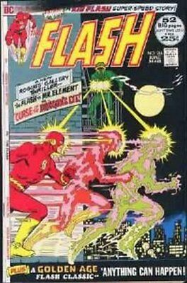 Flash (Vol 1) # 216 Very Fine (VFN) DC Comics BRONZE AGE