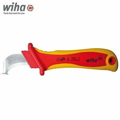 Wiha 246 78 SB Electricians Knife Cable Stripping Knife Hand Tool Blade_IA