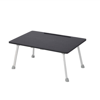 NEW Style Folding Laptop Desk Adjustable Computer Table Stand Tray For Bed Sofa