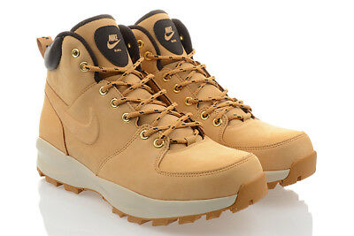 designer fashion c0894 4586f Nike Neuf Manoa Cuir Homme Chaussures D Hiver Boots Bottes D Hiver Trekking