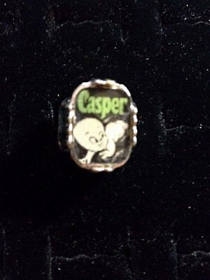 CASPER Ghost Flicker Flasher Wiggle Ring Vari-Vue From Universal Monsters Set 3b