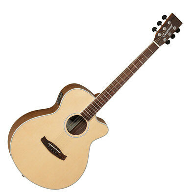 Tanglewood Discovery DBT SFCE BW Electro Acoustic with Gigbag