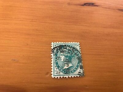 Australian Stamp 1900s - New South Wales Half Penny Stamp