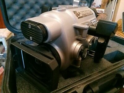 Amphibico Underwater Video Camera Housing and Hard case. Low Reserve
