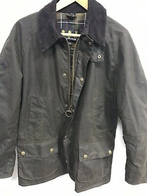 Barbour Ashby Waxed Cotton Jacket - Limited Edition - Olive - Large Unworn