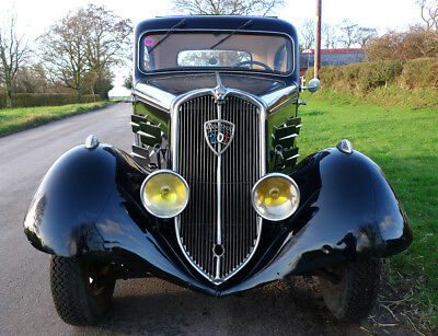 Peugeot 201 - 1934 - Stunning Condition Throughout - Art Deco - Incredibly Rare