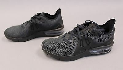 WOMENS NIKE AIR MAX SEQUENT 3 Running Shoes Black 908993