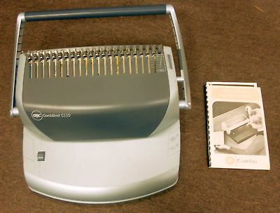 GBC ComBind Binding Machine C110