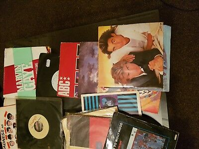 "7"" records  350 + 1950,s60s,70,80s elvis,beatles jacko,simple minds ,madonna ect"