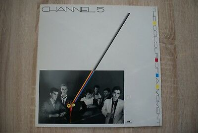 Channel 5 The Colour of a Moment original Polydor-Vinyl von 1985 guter Zustand