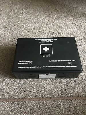 BMW E36 First Aid Kit Sealed