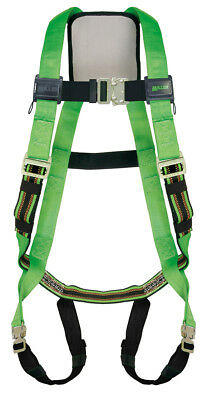 Miller P950QC/UGN Green Python Safety Harness
