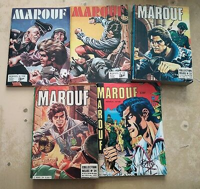 Lot 11 Marouf Petit Format P.F Aredit Collection Heroic Audax